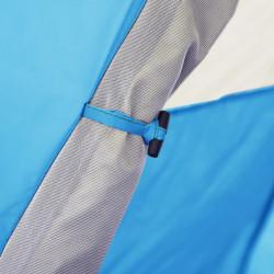Sonata Pop up палатка за къмпинг 2-3-местна 240x210x140 см синя - Палатки