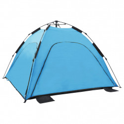 Sonata Pop up палатка за плаж, 220x220x160 см, синя - Палатки