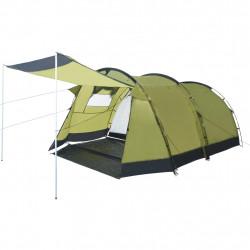 Sonata Тунелна палатка за къмпинг, 4-местна, зелена - Палатки