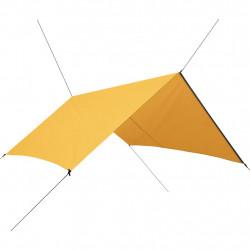 Sonata Заслон за трекинг, 3x2,85 м, жълт - Палатки