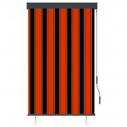 Sonata Външна ролетна щора, 100x250 см, оранжево и кафяво - Щори