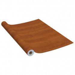 Sonata Самозалепващо фолио за мебели, светъл дъб, 500х90 см, PVC - Инструменти и Оборудване