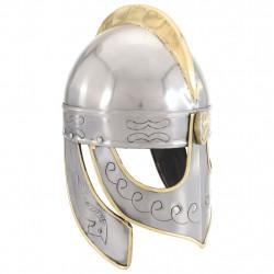 Sonata Беоулф шлем, антична реплика, ЛАРП, сребрист, стомана - Сравняване на продукти