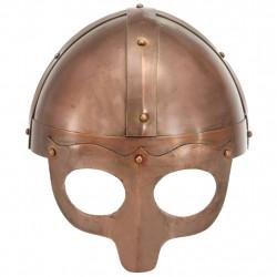 Sonata Викингски шлем, антична реплика, ЛАРП, цвят мед, стомана - Сравняване на продукти