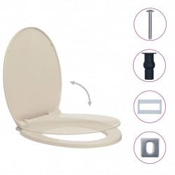 Sonata Тоалетна седалка плавно спускане бързо освобождаване кайсия - Продукти за баня и WC