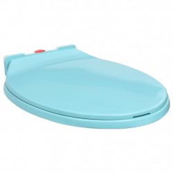 Sonata Тоалетна седалка плавно спускане бързо освобождаване зелена - Продукти за баня и WC