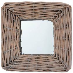 Sonata Огледала, 3 бр, 15x15 см, ракита - Огледала