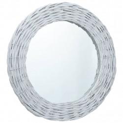 Sonata Огледало, бяло, 50 см, ракита - Огледала