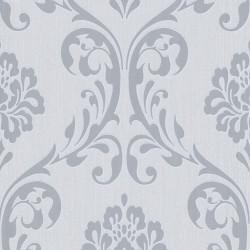 Sonata 2 бр ролки нетъкани тапети, бели, 0,53x10 м, орнамент - Индустриално оборудване