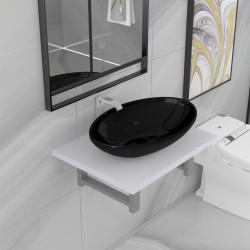 Sonata Комплект мебели за баня от две части, керамика, бял - Сравняване на продукти