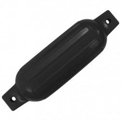 Sonata Фендери за лодка, 4 бр, черни, 41x11,5 см, PVC - За яхти и лодки