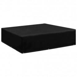 Sonata Градинско покривало за мебели, 8 капси, 200x200x70 см - Външни Структури