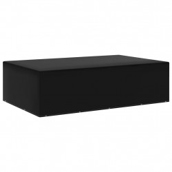 Sonata Градинско покривало за мебели, 12 капси, 205x325x90 см - Външни Структури