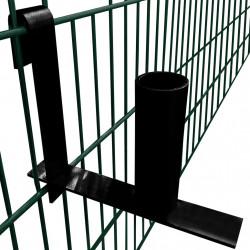 Sonata Диспенсър за ролки за ограда, стомана - Огради