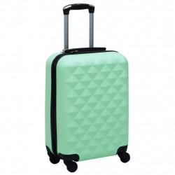 Sonata Твърд куфар с колелца, мента, ABS - Куфари и Чанти