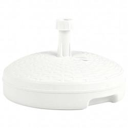 Sonata Основа за чадър, за пясък/вода, 20 л, бяла, пластмаса - Сенници и Чадъри