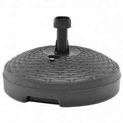 Sonata Основа за чадър, за пясък/вода, 20 л, антрацит, пластмаса - Сенници и Чадъри