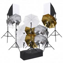 Sonata Фотографски комплект със студийно осветление и софтбокс - Сравняване на продукти
