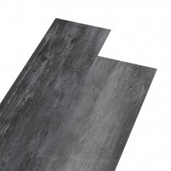 Sonata PVC подови дъски 5,26 м² 2 мм блестящо сиво - Подови настилки