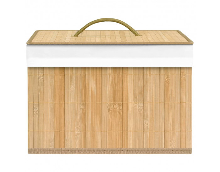 Sonata Бамбукови кутии за съхранение 4 бр