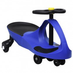 Sonata Въртяща се кола с клаксон тип играчка за яздене, синя - Детски превозни средства