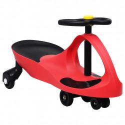 Sonata Въртяща се кола с клаксон тип играчка за яздене, червена - Детски превозни средства