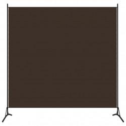 Sonata Параван за стая, 1 панел, кафяв, 175x180 см - Аксесоари за Всекидневна