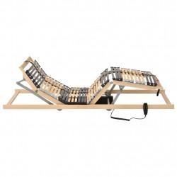 Sonata Електрическа подматрачна рамка с 28 ламела, 7 зони, 80x200 см - Сравняване на продукти