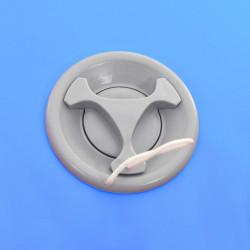 Sonata Надуваем гимнастически дюшек с помпа 120x90 см PVC син - Спортни Игри