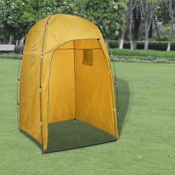 Sonata Палатка за душ/WC/преобличане, жълта - Палатки