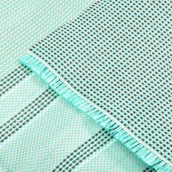 Sonata Килим за палатка, 250x250 см, зелен - Палатки