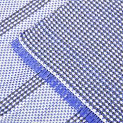 Sonata Килим за палатка, 250x250 см, син - Палатки