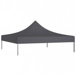 Sonata Покривало за парти шатра, 2x2 м, антрацит, 270 г/м² - Шатри и Градински бараки