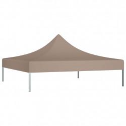 Sonata Покривало за парти шатра, 2x2 м, таупе, 270 г/м² - Шатри и Градински бараки