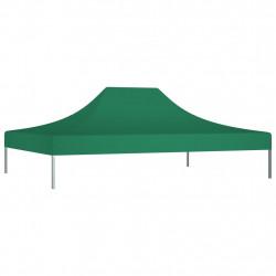 Sonata Покривало за парти шатра, 4,5x3 м, зелено, 270 г/м² - Шатри и Градински бараки