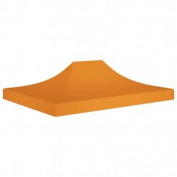 Sonata Покривало за парти шатра, 4,5x3 м, оранжево, 270 г/м² - Шатри и Градински бараки