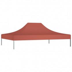 Sonata Покривало за парти шатра, 4,5x3 м, теракота, 270 г/м² - Шатри и Градински бараки