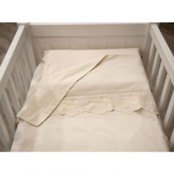 Бебешки спални комплекти ТЕД, с дантела - Мебели за детска стая