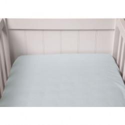 Цветен чаршаф ТЕД, с ластик за бебе/дете - Спално бельо