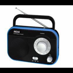 Преносимо радио AKAI PR003A-410BK - Akai