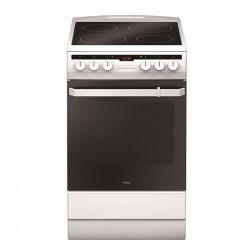Готварска печка (ток) AMICA 508CE2.30EHTA(W) , Керамични - Готварски печки