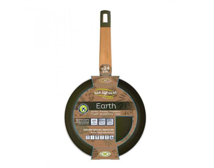 Тиган пресован алуминий - San Ignacio  - Earth, 24 см