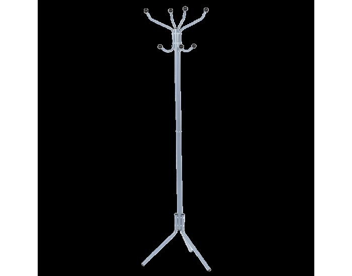 Метална Закачалка модел  Memo-195 - сив