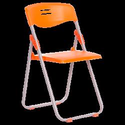 Трапезен Стол  9935 Оранжев - Градински столове