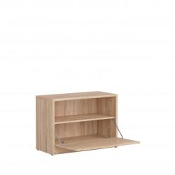 Шкаф за обувки Nepo SFK1K, Дъб сонома - Шкафове за обувки