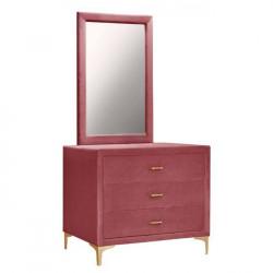 Тоалетка Lion, розова -