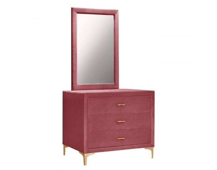 Тоалетка Lion, розова