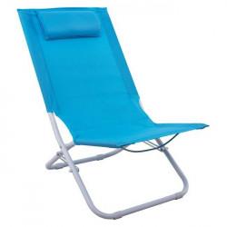 Плажен стол Paralia, син - Аксесоари за пътуване