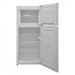 Хладилник с горна камера Crown GN 2303 , 168 l, A+ , Бял , Статична - Хладилници