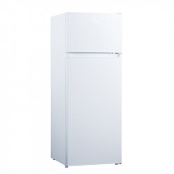 Хладилник с горна камера Crown DF-240WH , 205 l, A+ , Бял , Статична - Хладилници